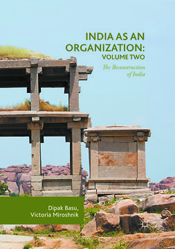 Basu, Dipak - India as an Organization: Volume Two, ebook