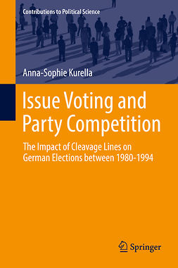 Kurella, Anna-Sophie - Issue Voting and Party Competition, ebook