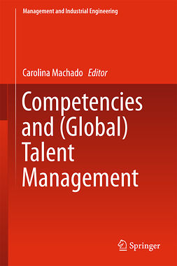 Machado, Carolina - Competencies and (Global) Talent Management, ebook