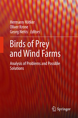 Hötker, Hermann - Birds of Prey and Wind Farms, ebook