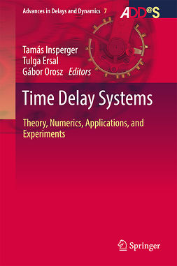 Ersal, Tulga - Time Delay Systems, e-bok