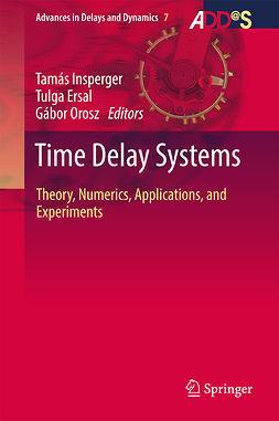 Ersal, Tulga - Time Delay Systems, e-kirja