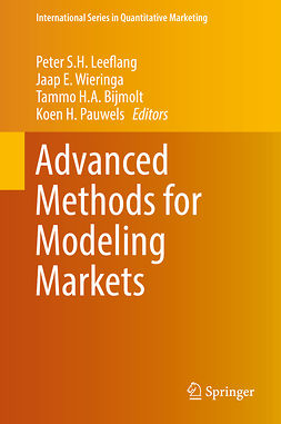 Bijmolt, Tammo H.A - Advanced Methods for Modeling Markets, ebook