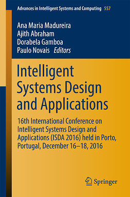 Abraham, Ajith - Intelligent Systems Design and Applications, e-bok