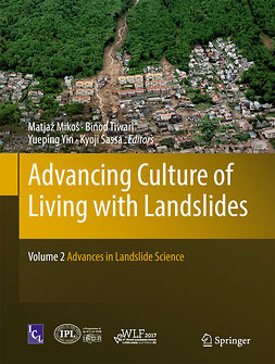 Mikos, Matjaz - Advancing Culture of Living with Landslides, e-kirja