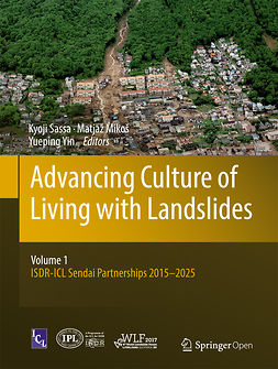 Mikoš, Matjaž - Advancing Culture of Living with Landslides, ebook