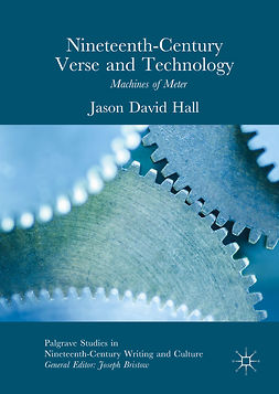 Hall, Jason David - Nineteenth-Century Verse and Technology, ebook