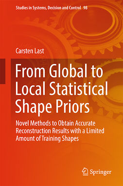 Last, Carsten - From Global to Local Statistical Shape Priors, ebook