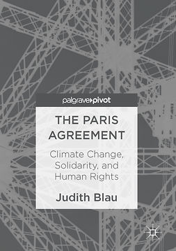 Blau, Judith - The Paris Agreement, ebook