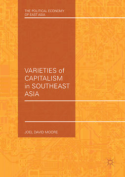 Moore, Joel David - Varieties of Capitalism in Southeast Asia, ebook