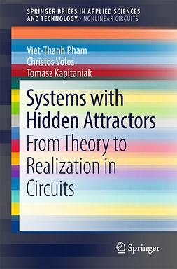 Kapitaniak, Tomasz - Systems with Hidden Attractors, ebook