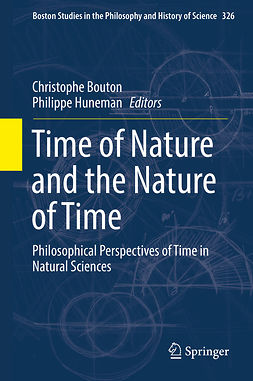 Bouton, Christophe - Time of Nature and the Nature of Time, ebook