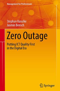 Bensch, Jasmin - Zero Outage, e-bok
