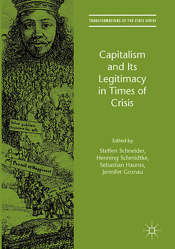 Gronau, Jennifer - Capitalism and Its Legitimacy in Times of Crisis, ebook
