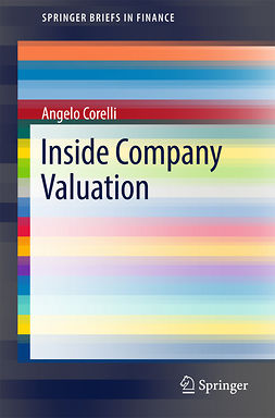 Corelli, Angelo - Inside Company Valuation, e-kirja