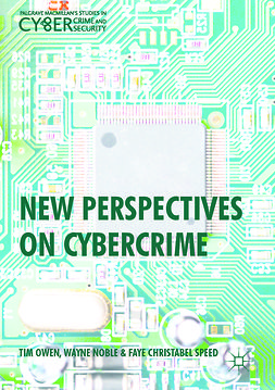 Noble, Wayne - New Perspectives on Cybercrime, ebook