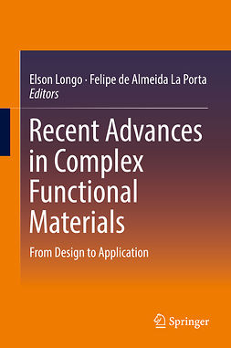 Longo, Elson - Recent Advances in Complex Functional Materials, ebook
