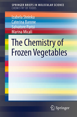 Barone, Caterina - The Chemistry of Frozen Vegetables, ebook