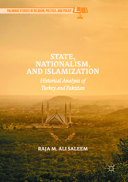 Saleem, Raja M. Ali - State, Nationalism, and Islamization, ebook