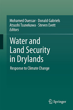 Evett, Steven - Water and Land Security in Drylands, e-bok