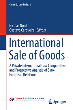 Cerqueira, Gustavo - International Sale of Goods, ebook
