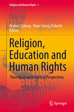Sjöborg, Anders - Religion, Education and Human Rights, e-kirja