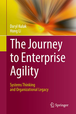 Kulak, Daryl - The Journey to Enterprise Agility, ebook