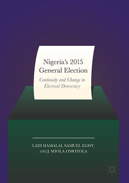 Egwu, Samuel - Nigeria's 2015 General Elections, ebook