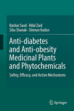 Kadan, Sleman - Anti-diabetes and Anti-obesity Medicinal Plants and Phytochemicals, e-bok