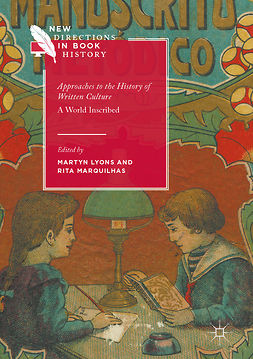 Lyons, Martyn - Approaches to the History of Written Culture, e-kirja