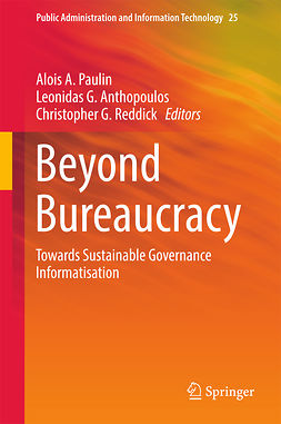 Anthopoulos, Leonidas G. - Beyond Bureaucracy, ebook