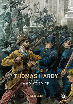 Reid, Fred - Thomas Hardy and History, ebook