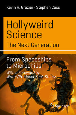 Cass, Stephen - Hollyweird Science: The Next Generation, ebook