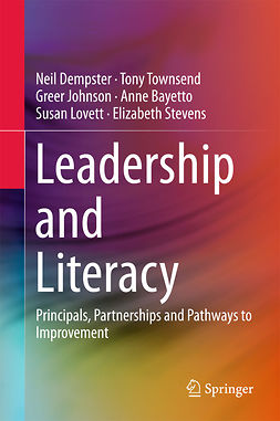 Bayetto, Anne - Leadership and Literacy, e-bok