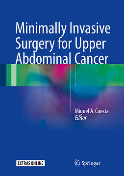 Cuesta, Miguel A. - Minimally Invasive Surgery for Upper Abdominal Cancer, e-kirja