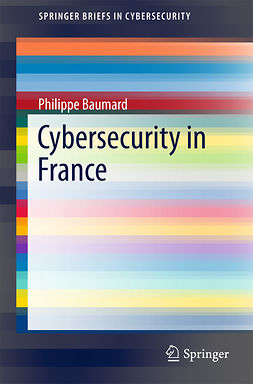 Baumard, Philippe - Cybersecurity in France, ebook