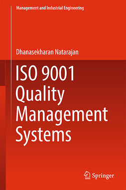 Natarajan, Dhanasekharan - ISO 9001 Quality Management Systems, ebook