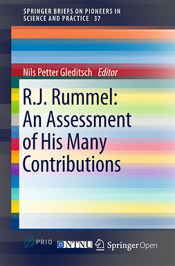 Gleditsch, Nils Petter - R.J. Rummel: An Assessment of His Many Contributions, ebook