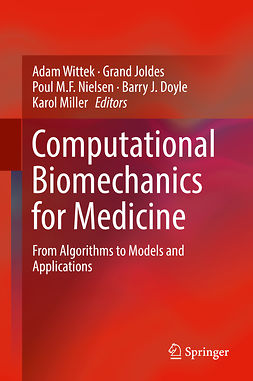 Doyle, Barry J. - Computational Biomechanics for Medicine, ebook