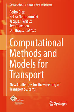Bräysy, Olli - Computational Methods and Models for Transport, ebook