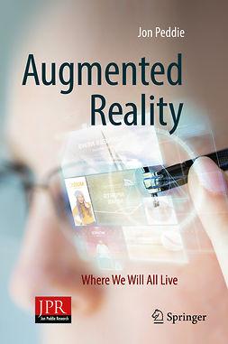 Peddie, Jon - Augmented Reality, ebook