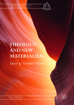 Reader, John - Theology and New Materialism, e-bok