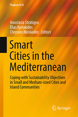Kyriakides, Elias - Smart Cities in the Mediterranean, ebook