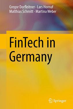 Dorfleitner, Gregor - FinTech in Germany, ebook