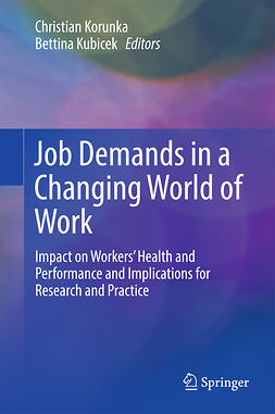 Korunka, Christian - Job Demands in a Changing World of Work, ebook