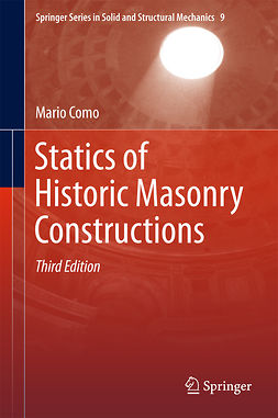 Como, Mario - Statics of Historic Masonry Constructions, ebook
