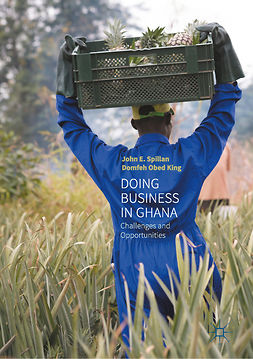 King, Domfeh Obed - Doing Business In Ghana, ebook
