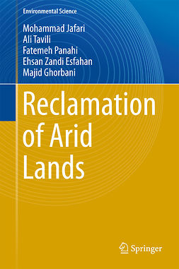 Esfahan, Ehsan  Zandi - Reclamation of Arid Lands, ebook