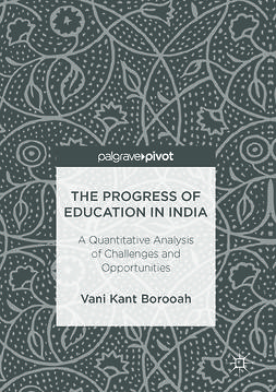 Borooah, Vani Kant - The Progress of Education in India, ebook