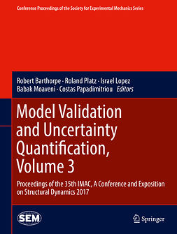 Barthorpe, Robert - Model Validation and Uncertainty Quantification, Volume 3, e-kirja